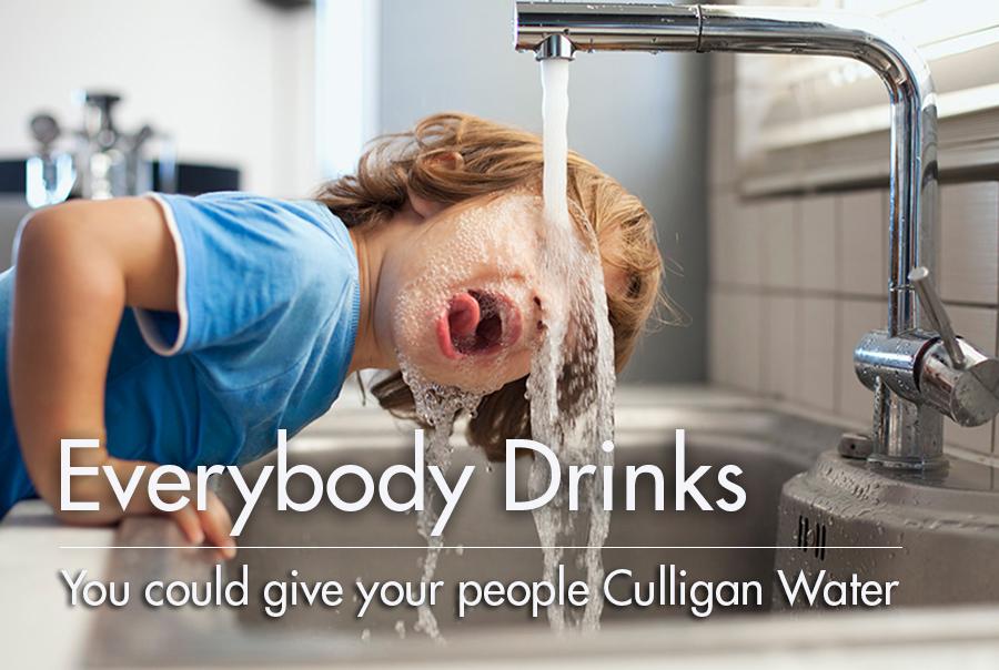 Everybody Drinks